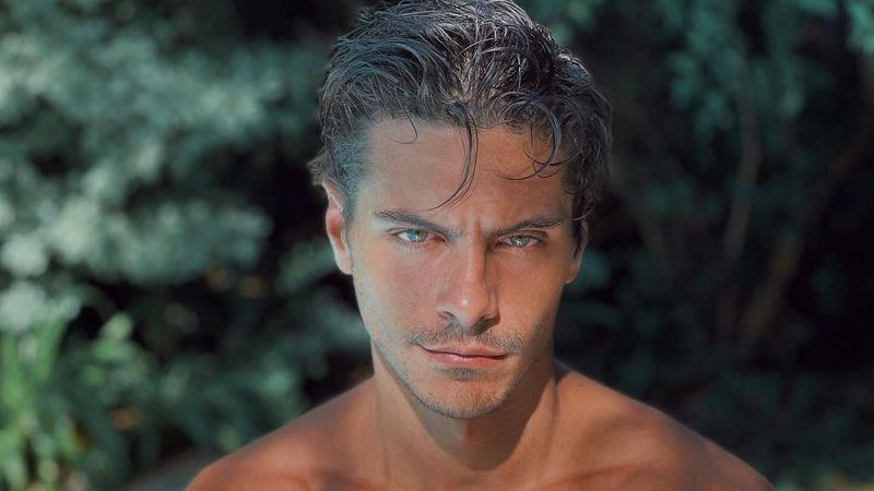 """Bautista, el """"azafato"""" de Guido Kaczka que enamora con sus ojos verdes y sus abdominales de hierro"""