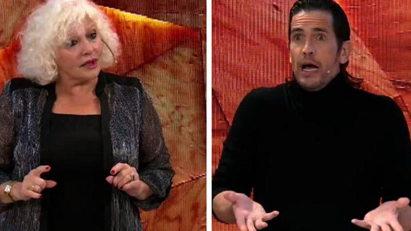"""Luisa Albinoni confesó que la pregunta incomoda que le hizo a Diego Ramos fue sugerida por la producción de """"PH"""""""