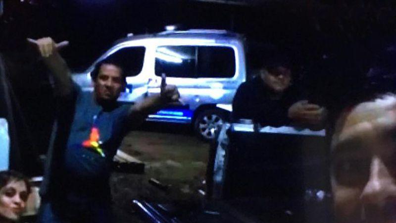 Desafectaron a 18 policías por organizar una fiesta clandestina en Fuerte Apache