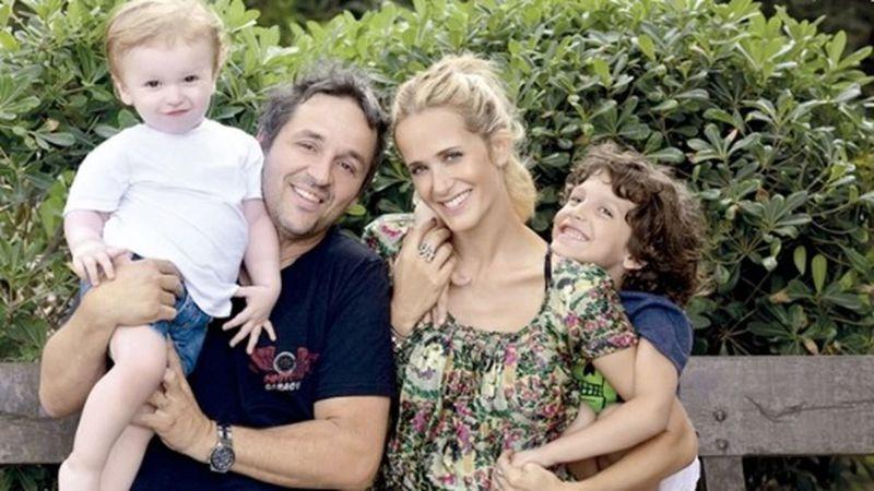 La tremenda historia de los hijos de Julieta Prandi cuando dormían con su  padre | Da La Nota