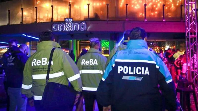 Allanaron y clausuraron el boliche donde fue atacado Matías Montín