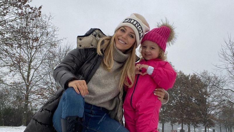 Emma Demichelis, la hija menor de Eva Anderson que es furor en redes