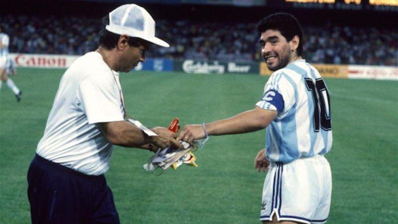 Selección Argentina: Galíndez y el pedido a la AFA por Diego Maradona
