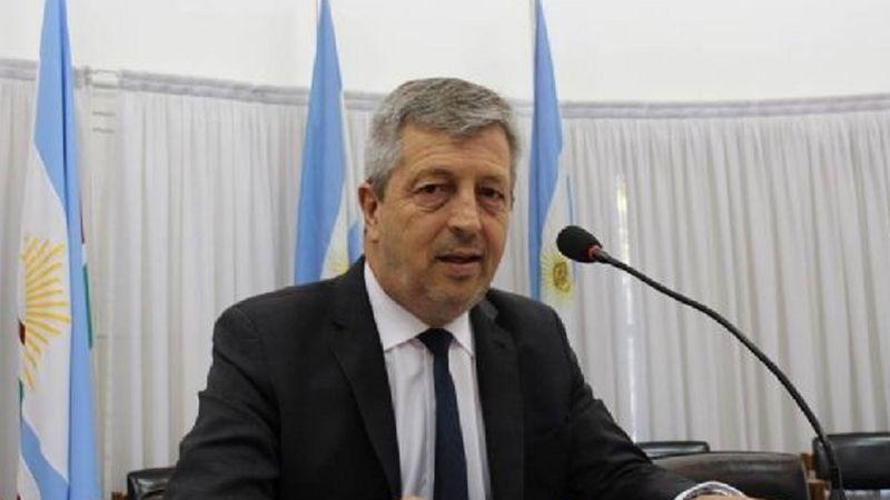 Murió Ricardo Vergara, presidente del Concejo Deliberante de San Rafael
