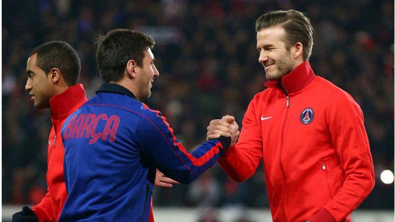 Leo Messi analiza su futuro y ya habló con David Beckham: ¿De Barcelona al Inter de Miami?