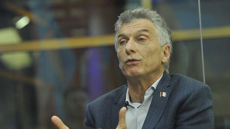 Macri viene a presentar su libro y se reunirá con dirigentes de la UCR y el Pro