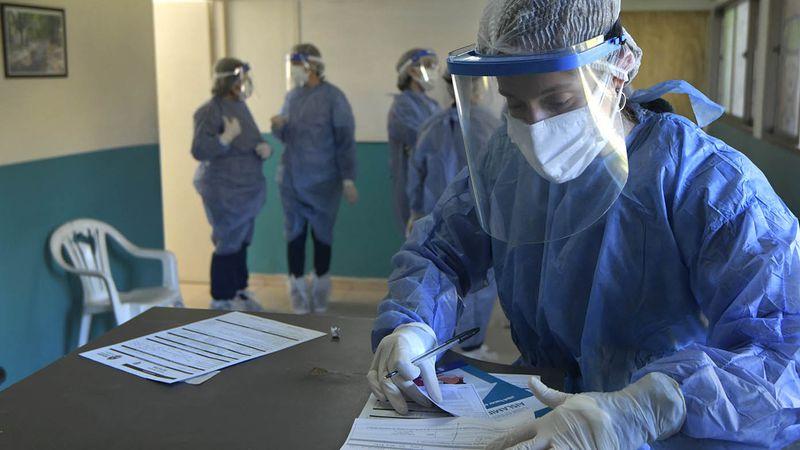 Argentina registró 12.230 casos nuevos de coronavirus y 276 muertes en las últimas 24 horas