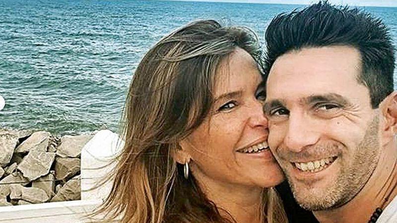 """El mensaje del novio de Nazarena Vélez a los incrédulos de su relación: """"Nadie daba ni dos mangos"""""""