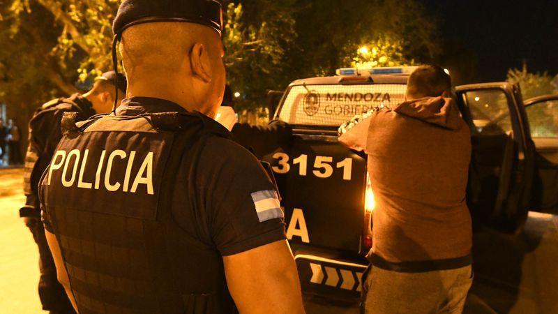 """Según un estudio internacional, el delito en Mendoza mantuvo """"niveles similares"""" a otras ciudades"""