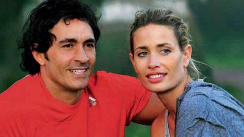 Ivana Saccani le dedicó un emotivo mensaje Sebastián Estevanez luego de su accidente doméstico