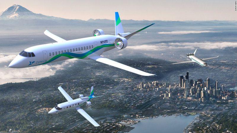 Así es el primer avión eléctrico y ecológico