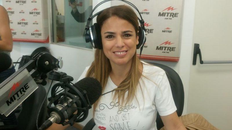 Marina Calabró se suma a la lista de famosos con Covid-19