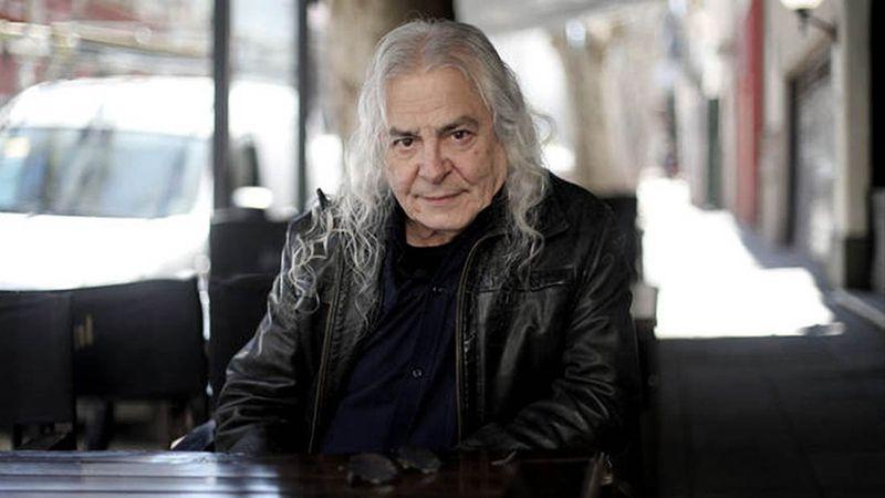 Murió Rodolfo García, el ex baterista de Almendra, tras sufrir un ACV