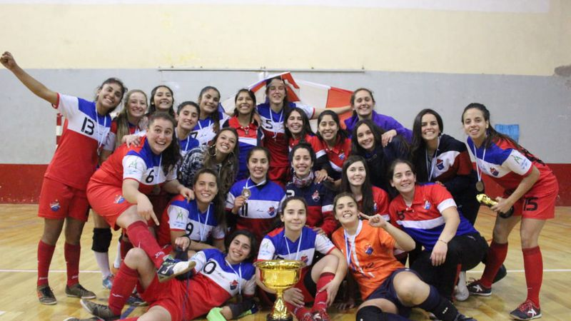 Futsal femenino: Pacífico se tomó revancha y se consagró campeón