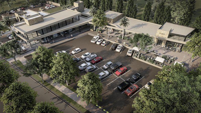 Vistalba tendrá un nuevo centro comercial que acompañará a uno de los desarrollos más grandes de la zona