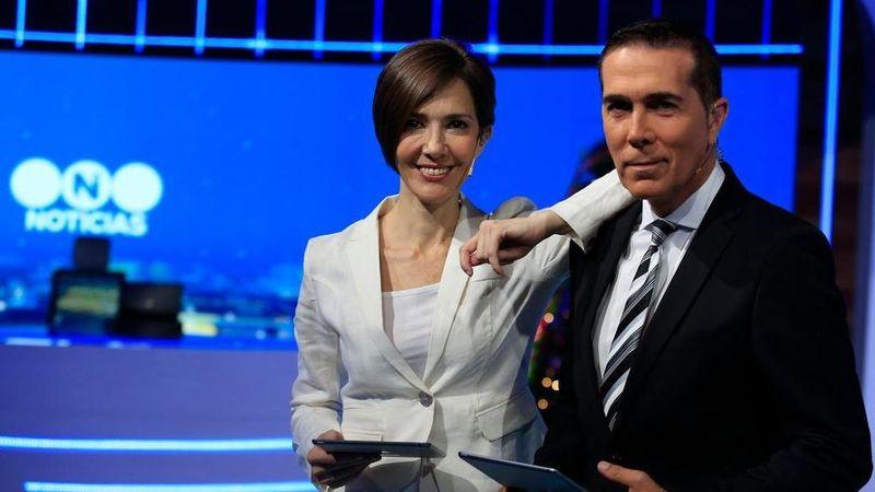 Cristina Pérez y Rodolfo Barili en una foto retro que es todo un furor en las redes