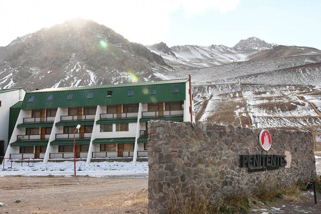 Penitentes abrirá como un parque de montaña este invierno, si la pandemia lo permite: qué podrá hacerse