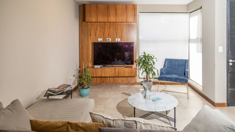 Inspirate: Una vivienda con estilo joven