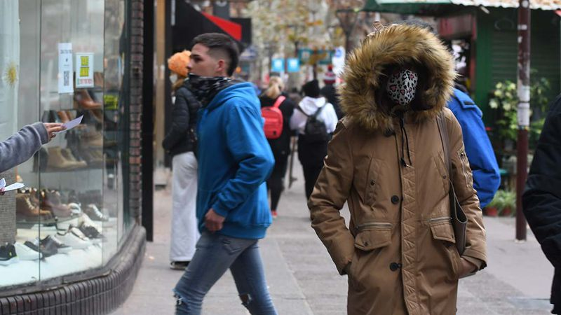 Pronóstico en Mendoza: viernes sigue muy frio; el fin de semana saldrá el sol pero habrá mínimas bajo cero