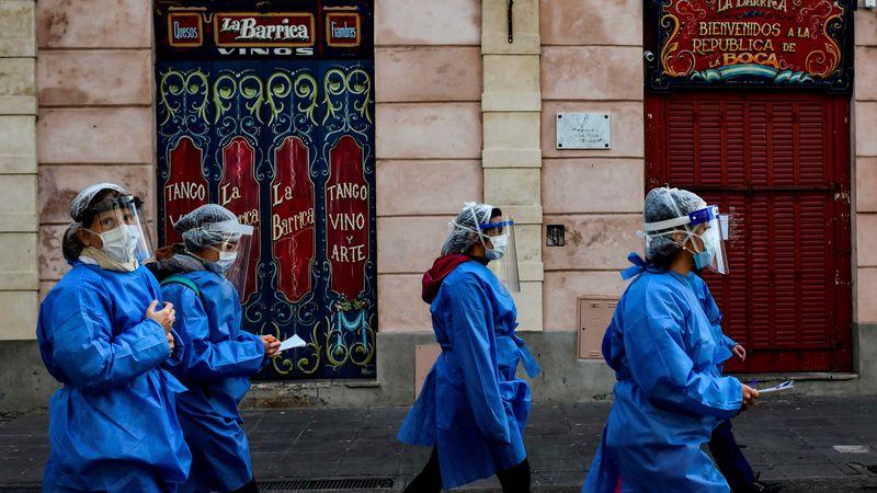 Coronavirus en Argentina: 42 personas fallecidas y se registraron 3.223 nuevos contagios