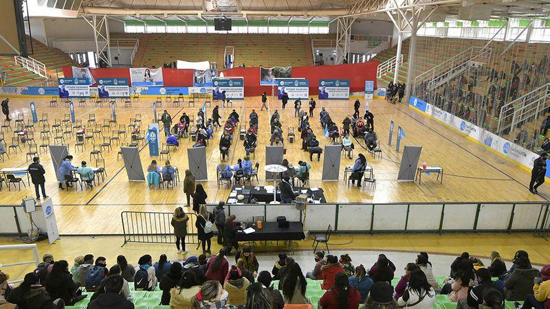 Mendoza sigue como una de las provincias con campaña de vacunación más lenta
