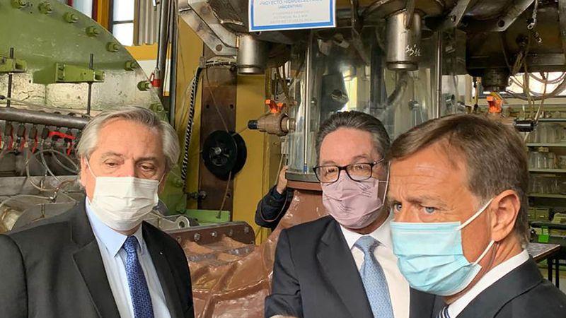 La Cámara de Comercio de Malargüe respaldó la intervención en Impsa y pidió agilizar Portezuelo