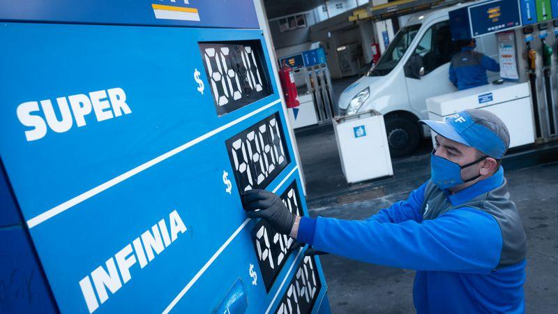 YPF aumentó el combustible: ¿cómo quedaron los precios en Mendoza?