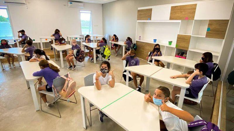 En contra: un colegio de La Plata seguirá con las clases presenciales pese a las restricciones del Gobierno
