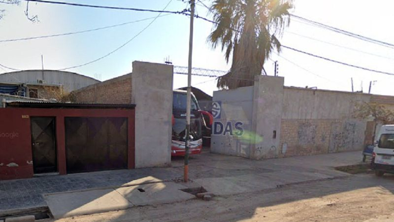 Una empresa de transportes aclaró que no tiene relación con la fiesta clandestina de Guaymallén