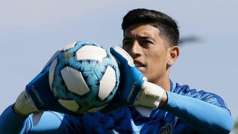 Malas noticias para Boca: Andrada dio positivo de Covid-19 y se tendría que quedar 10 días en Ecuador