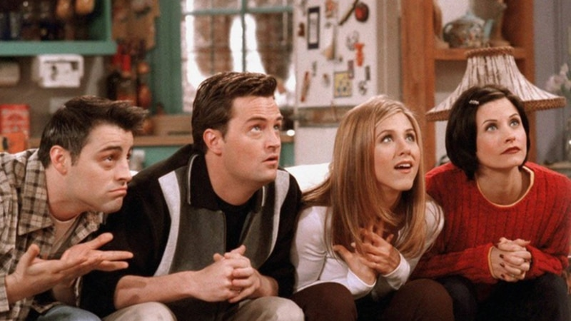 La última foto que confirma el reencuentro de 25 años de Friends