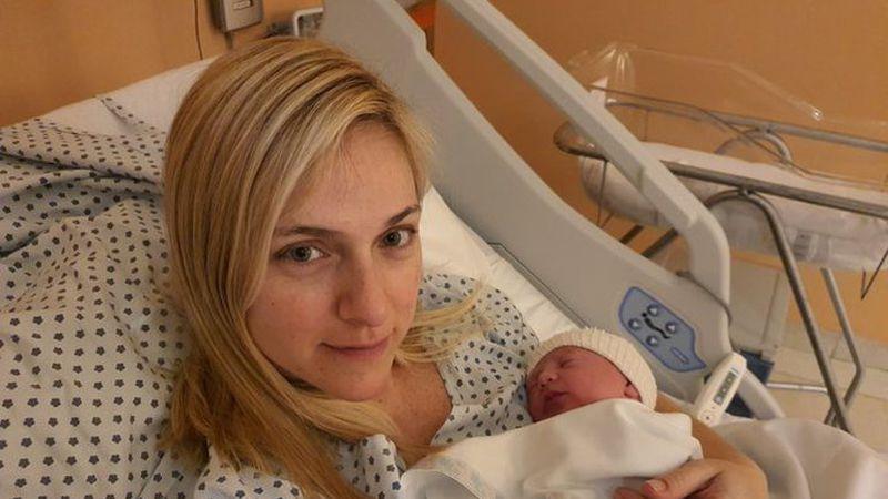 Fueron padres, contaron en las redes todo el proceso del nacimiento y la historia se hizo viral