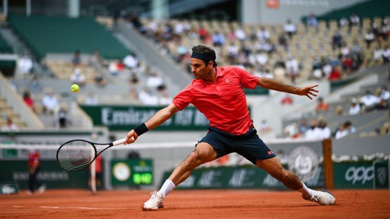 Video: el drop viral de Roger Federer que hizo delirar a los amantes y fanáticos del tenis