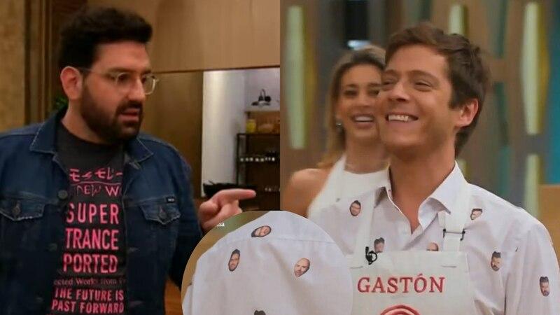 """El picante comentario de Damían Betular a Gastón Dalmau por su camisa: """"Tendría que ser solo mía"""""""