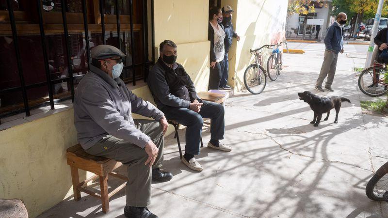 Confirmaron 538 nuevos casos de coronavirus y 21 muertes en Mendoza