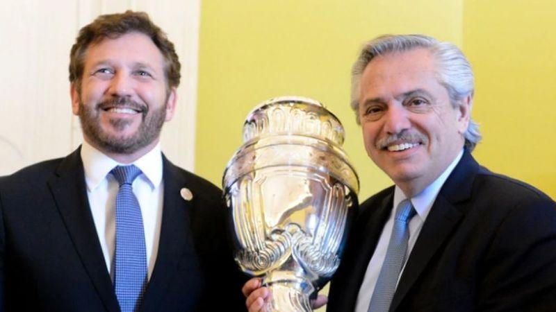 ¿Se juega la Copa América? Alberto Fernández la puso en duda por la situación sanitaria en el país