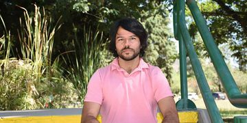 Juan Rivera entrevistado
