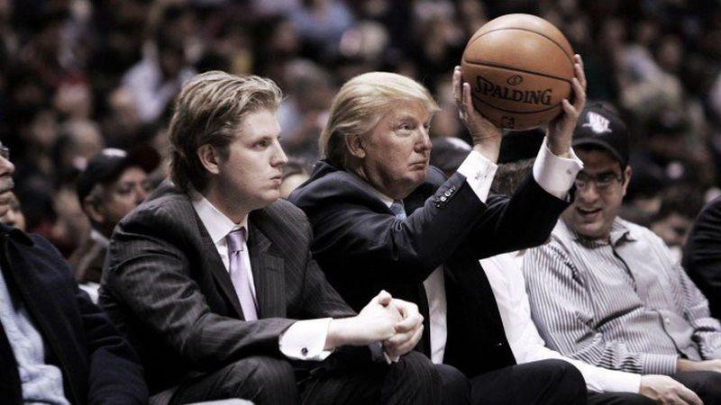 """Jugadores de la NBA reaccionaron ante el positivo de Covid-19 de Trump y lo manifestaron en la redes: """"Prueba ese desinfectante"""""""