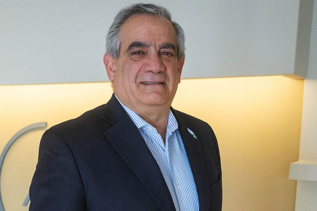Entrevista a Carlos Iannizzotto, presidente de Coninagro y ahora candidato a legislador.