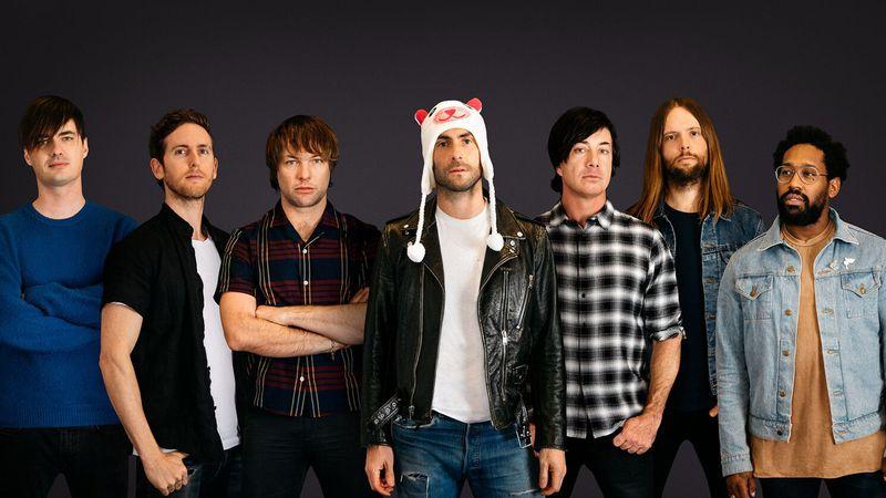 Maroon 5 llega a la Argentina y ya están las entradas a la venta para su show