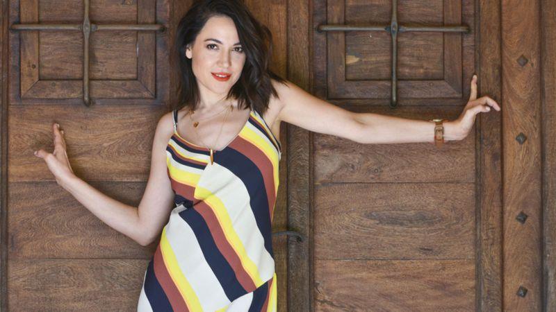 Valeria Gastaldi está embarazada de un varón y le pondrá Marcos, como su papá