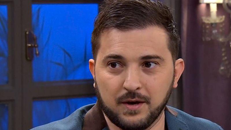 """El duro momento de Diego Brancatelli, internado por Covid 19: """"No tengo ganas de estar conectado"""""""