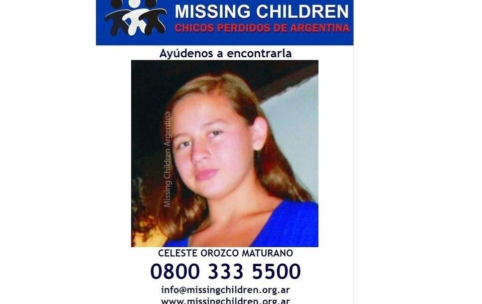 Missing Children y la Interpol fueron algunos de los organismos que buscaban a la joven desaparecida en 2011.