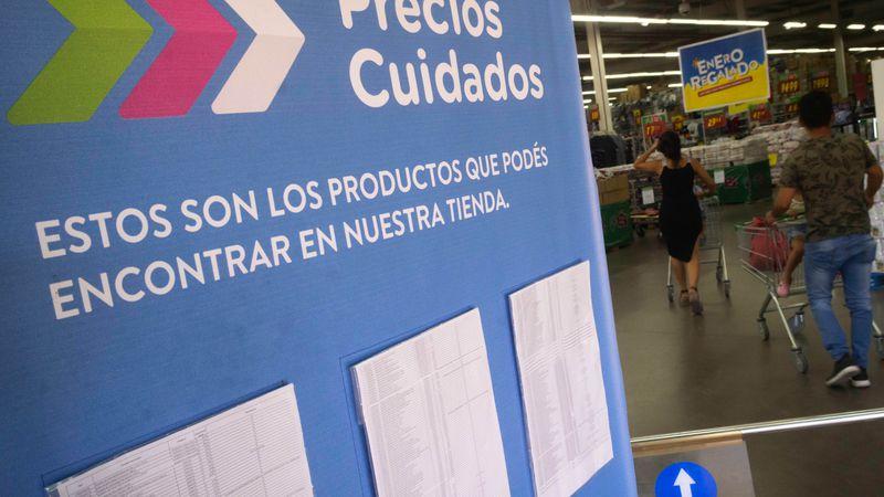 Con la inflación que no da tregua, renuevan Precios Cuidados hasta julio con una suba de 4,8%