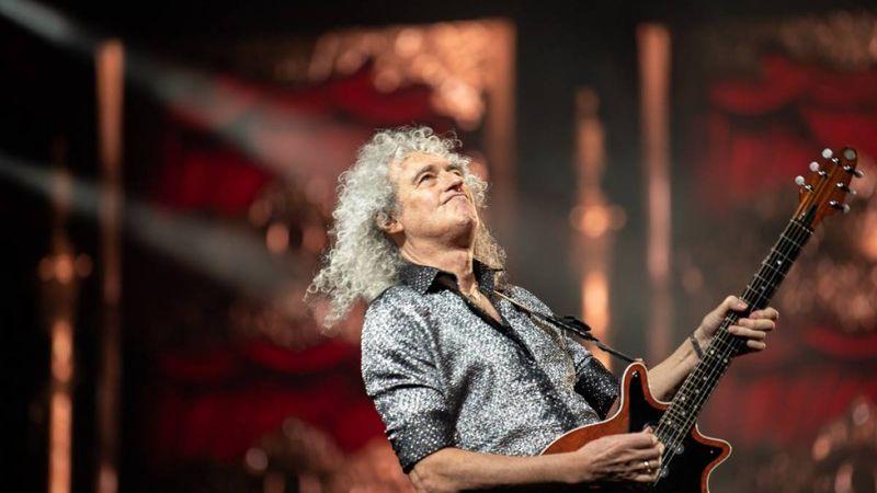 Brian May, el mejor guitarrista de la historia del rock