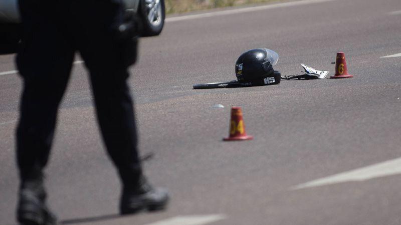 Una mujer falleció tras chocar con la misma moto en la que había muerto su hijo un mes atrás