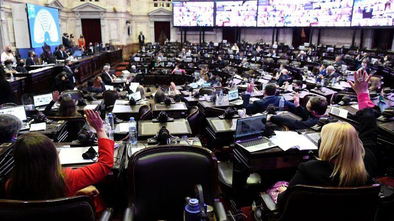 En una extensa sesión, Diputados dio media sanción al proyecto de presupuesto 2021