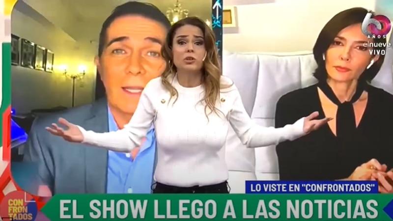 """Nunca vi ese nivel de amarillez"", la durísima crítica de Marina Calabró a Rodolfo Barili y Cristina Pérez"