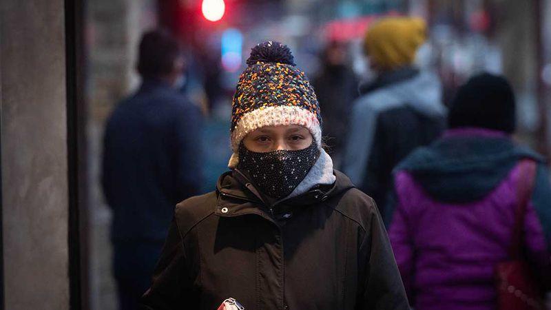 Pronóstico: leve descenso de la temperatura y frío en Mendoza