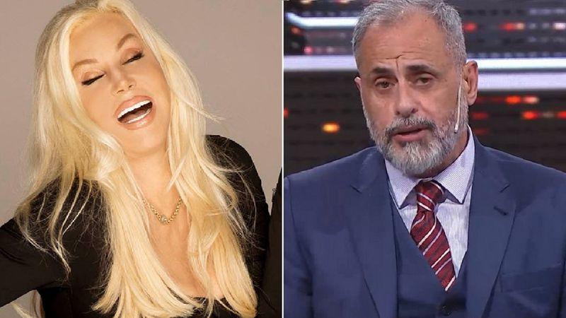 Susana Giménez le pifió al chat privado y dejó al descubierto su burla sobre Jorge Rial